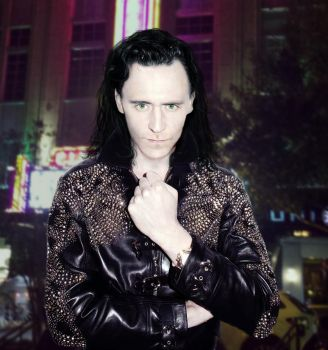 Loki - Fancy by RancidRainbow