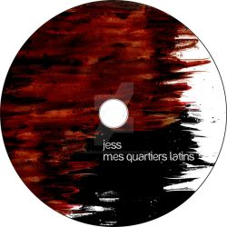 Jess - CD by graphicoverdrive