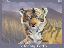 A Fading Earth - The Tiger by WindSeeker