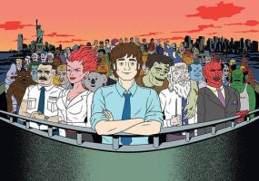 Ugly Americans by NoOdL3NiCcAlS97