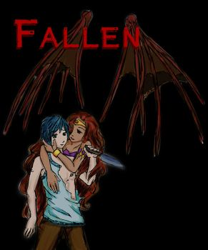 Fallen Cover redraw by KawaiiYuri
