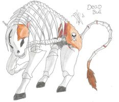 Fakemon: DeadBull by 12liza12