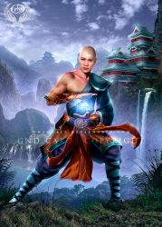 Monk by Whendell