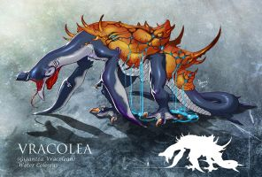 Vracolea - Water Colossus by pangketepang