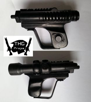 THG Props Scout Blaster by ronime