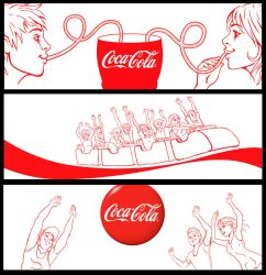 Coca-Cola by wagnermm19
