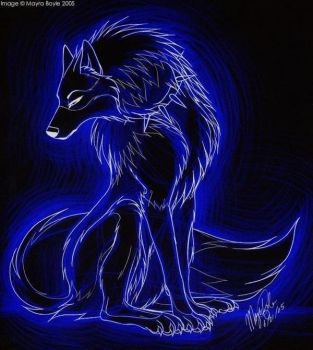 wolf spirit by Donovanwolf321