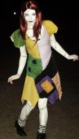 Sally Costume by gothictutu