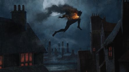 Spring-Heeled Jack by RussellMarks