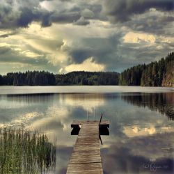 End of summer by Pajunen