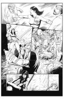 Undercity part4 pg2 pencils by BESTrrr