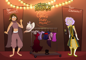 WPOCT Clothes Swap Meme by Eveeka