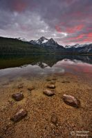 The Rockies reflection by tomaskaspar