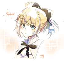 saber by Ricemo