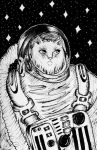 The Catstronaut by ROGUEKELSEY