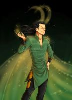 Loki is FABULOUS by Berende