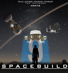 Spacebuild poster by Csp499