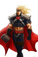 Thor Thursday - 45 by reau