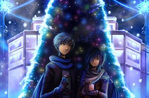 MM SS: Spending each day with you by Snow-the-Wanderer