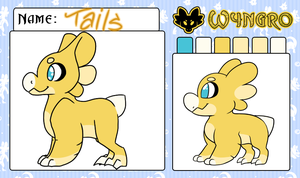 Tails App | PENDING by SamanthaTheDoggy