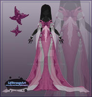 [Close]  Adoptable Outfit Auction 61 by LifStrange