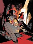 DYLAN DOG 377 Cover by GigiCave