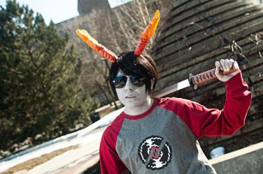 Homestuck-Troll!Strider by PockyTheif