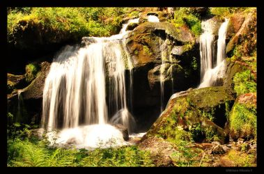Waterfall by Snowflake20