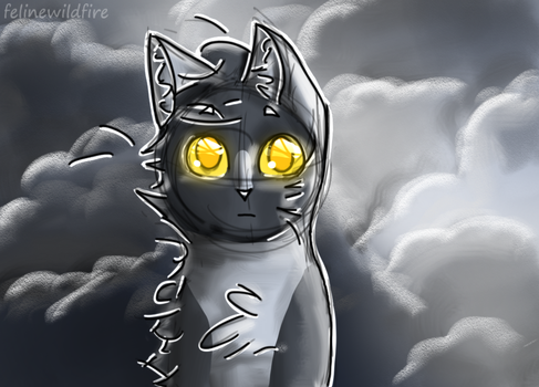 Thunder by felinewildfire