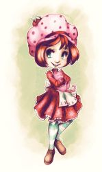 Strawberry Shortcake by ChibiTaryn