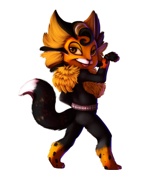 Tiny Tugger by BureauDrawer