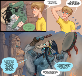 Shaman's test by Flick-the-Thief