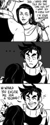 a too heavy legacy by sillyVantas
