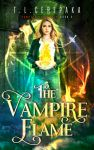 Book Cover: The Vampire Flame by arebg452