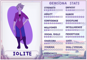 Iolite Stat Sheet by Thea0605