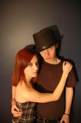 Bonnie and Clyde 6 by ACrazyCharade-Stock