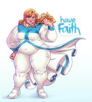 Have Faith by CamiFortuna