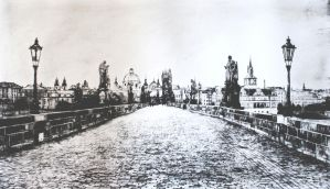 Charles Bridge by pierzyna