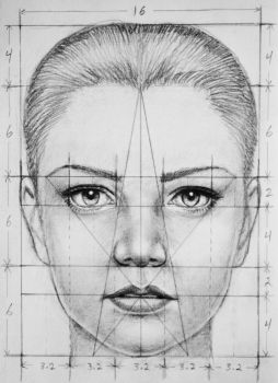 Face Proportions by PMucks