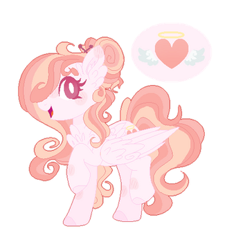 Mlp Angel Heart (Angelverse) by 6SixtyToons6