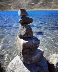 Stone pile by CerridwenDoll