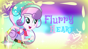 EqG Flurry Heart by YayCelestia0331