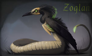 [CLOSED] Adopt Auction - Zoglan by Terriniss