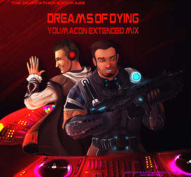 Dreams of Dying Album Cover by RapturesSaviour