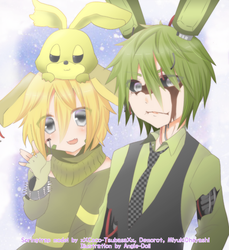 We are Springtrap! by Angie-Doll