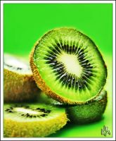 Kiwi Fruit by ieatSTARS