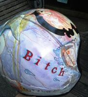 Finished Bitch Bucket by Mark-D-Powers