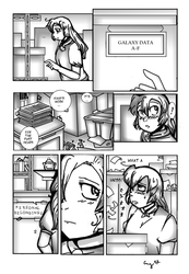 Kami's Assistant chapter 3 page 69 by DrizDew