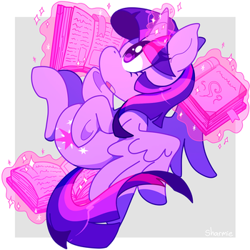 Bookworm by ChocoChaoFun