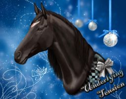 Underlying Tension Christmas by shilohs